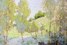 Green Summer by Alexander Zavarin (Moscow)   From Russia With Art Gallery
