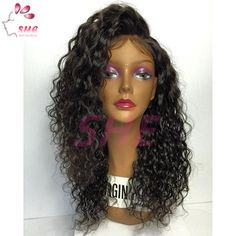 7a Curly Full Lace Human Hair Wigs Malaysian Curly Wig For Black Women Kinky Curly Human Hair Wig Wuth Baby Hair Full Lace Curly Wig Human Remy Hair From Sheladyhouse, $69.95| Dhgate.Com