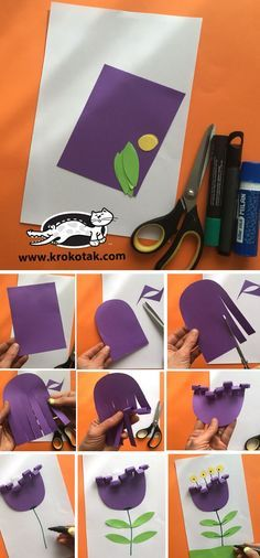 Paper flowers:, post_tags] Best Picture For simple kindergarten art projects For Your Taste You are Spring Art Projects, Spring Crafts For Kids, Summer Crafts, Diy Crafts For Kids, Projects For Kids, Craft Kids, Spring Activities, Activities For Kids, Kindergarten Art Projects