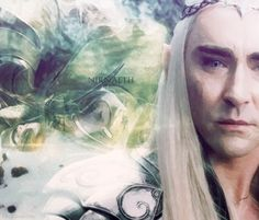 Special thanks to J.R.R. Tolkien, Peter Jackson, Lee Pace for the world that you gave us