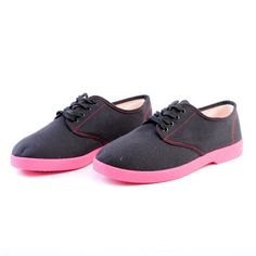 Hopsack Oxford Pink Sole now featured on Fab.