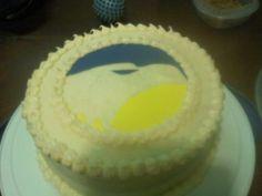 Ryan's graduation cake