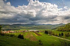Potato fields, Mrkopalj, in the hills above Rijeka, Croatia.  Photo by Stanley Horacek