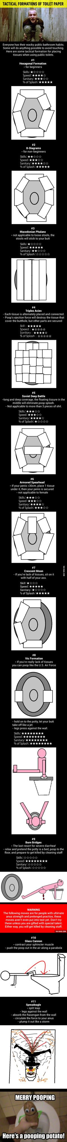 The Ultimate Guide Of Placing Tissues When Pooping In Public Toilet