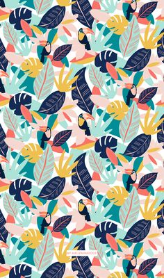 Iphone Wallpaper - - Iphone and Android Walpaper Jungle Pattern, Pattern Art, Pattern Design, Print Patterns, Phone Backgrounds, Wallpaper Backgrounds, Camo Wallpaper, Flower Wallpaper, Wallpaper Quotes