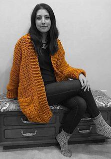 Ravelry: Viola Cardigan pattern by Deni Sharpe