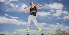 Softball+Poses+for+Young+Girls | ... pose-portraits-power-girls-young-athletes-summer-uniform-mound-dirty
