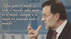 Una perla mas de nuestro amado expresidente Mariano #Rajoy.