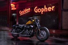 2012 Harley Davidson Forty-Eight 48