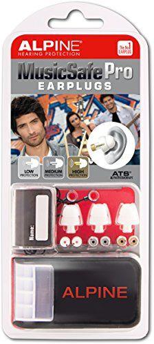 Alpine MusicSafe Pro Filter Ear Plugs for Musicians - White Alpine http://www.amazon.co.uk/dp/B000VO8PR0/ref=cm_sw_r_pi_dp_bllvvb0MYXMJK