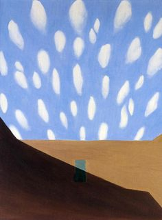 painting by Georgia O'Keefe http://uploads4.wikipaintings.org/images/georgia-o-keeffe/in-the-patio-viii.jpg