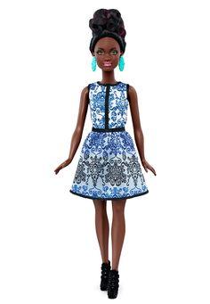 Barbie ganha novos biotipos, tons de pele, cores de olhos e estilos de cabelo