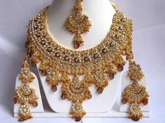 Indian Wedding Necklace Design