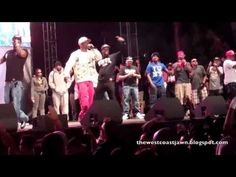 Dipset Performing Bout It, Bout It at Paid Dues