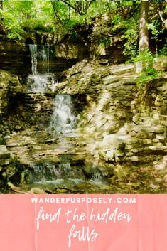 Waterfall, Mississippi River, many hiking trails,and a boat launch. This park has it all Travel And Tourism, Solo Travel, Travel Tips, Places To Travel, Places To See, South Gate, Waterfall Hikes, Bike Path, City Break