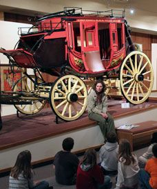 Buffalo Bill Museum making time for the kids! North Platte Nebraska, Wild West Show, Chuck Wagon, Cultural Center, The Ranch, Saddles, Cowgirls, Make Time, Wyoming