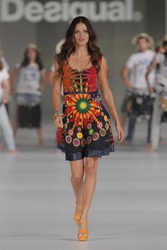 Desigual 2014 For EveryBody #moda #tendencias