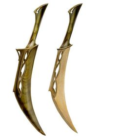 Swords And Daggers, Knives And Swords, Elf Armor, Mirkwood Elves, Elf Characters, Tauriel, Female Fighter, Sword And Sorcery, 2nd Amendment