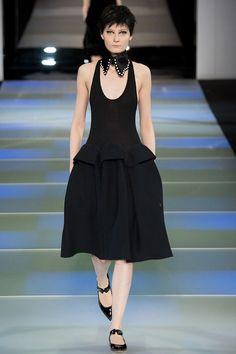 Emporio Armani A/W14 @ London Fashion Week