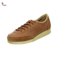 Clarks Originals Détente Homme Chaussures Torcourt Super En Cuir Marron  Taille 42 - Chaussures clarks (