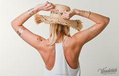 Csillogó, egyedi testékszerek? Tündökölj idén nyáron a Wundertats tetkóiban - Szépséghírek - GLAMOUR Online