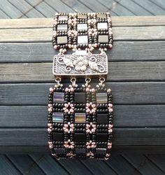Daisy Patchwork bracelet