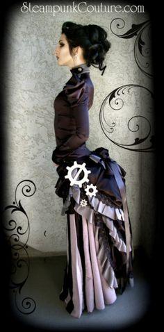 steam punk costume