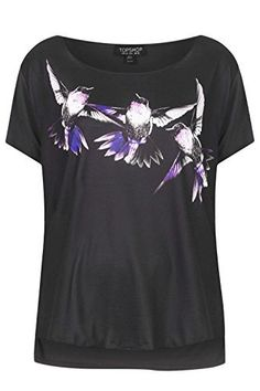 "Topshop Ladies Hummingbird Photo Tee Top T-Shirt TOPSHOP Hummingbird Photo Tee Visocse tee with hummingbird photographic motif. Length 25"" 100% Viscose. Machine washable.Brand New, with tagsTopshop Hummingbird Photo Tee, T-shirtLength 25""Stylish t-shirt to wear with jeans  Dresses, jane norman, outfits, outfits for girls, outfits for school, outfits for winter 2017, outfits for women, outfits with jeans and boots, river island, strapless dresses, topshop"