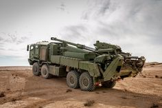Military and Commercial Technology: Elbit's new ATMOS artillery performs disappointingly in trial