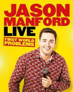 Jason Manford – First World Problems Jason Manford, John Bishop, Comedy Actors, Comedy Nights, First World Problems, Truro, Great Night, March 2014, Concerts
