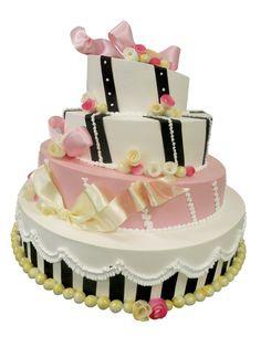 Simplemente un hermoso pastel