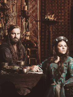 Rollo and Gisla Vikings Tv Show, Vikings Game, Vikings Tv Series, Vikings Season 4, Ragnar Lothbrok Vikings, Lagertha, History Channel, King Ragnar, King Rollo