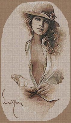 - Dyskusja na temat LiveInternet Pamiętniki rosyjskie Serwis Online Sarah Moon, 3d Sheets, Cross Stitch Angels, Stitch Pictures, Iconic Women, Love Images, Digital Stamps, Cover Art, Needlework
