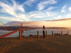Situated in northern California , San Fransciso was synonymous with the hippie counterculture in the was the cen. Northern California, Golden Gate Bridge, San Francisco, Dreams, Places, Travel, Viajes, Destinations, Traveling