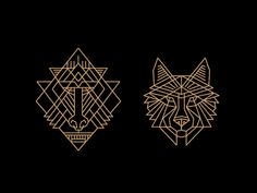 Brian Steely - The baboon & wolf