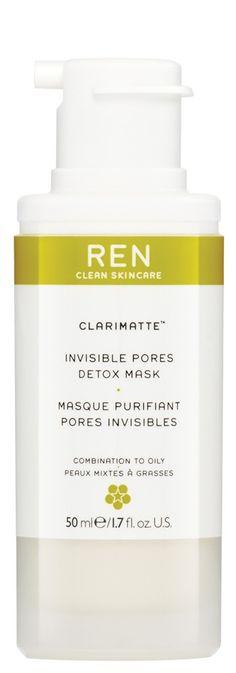 Clarimatte™ Invisible Pores Detox Mask #masks #crueltyfree #totry