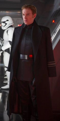 Way to bring Harry Potter and Star Wars together! One character at a time! Star Wars: The Force Awakens - General Hux