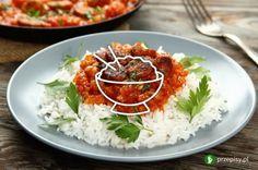 Ryż po hiszpańsku z chorizo #rise #chorizo #dinner
