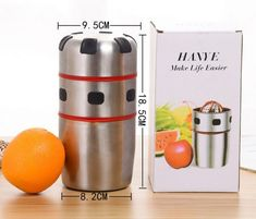 Fruit Juicer, Household, Lime, Stainless Steel, Canning, Orange, Limes, Juicers, Home Canning