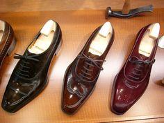 英国誂靴を凌ぐ、美しすぎる靴 前編 [男の靴・スニーカー] All About