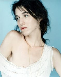 Charlotte Gainsbourg shot by Kayt Jones. Prefer the naturalness of this Patti Smith vibe shoot versus her Nan Goldin/Leith Clark Lula ed.