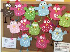 Valentine Crafts For Kids, Crafts For Kids To Make, Craft Activities For Kids, Monkey Crafts, Bunny Crafts, Easter Bunny Cupcakes, Chicken Crafts, Easter Art, Spring Crafts