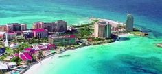 2. HOTELS  Cancun has some of the most beautiful and luxurious hotels, they´re in the mayan river. The beaches are totaly beautiful.