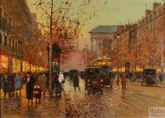 St.Denis - Edouard Cortes - WikiPaintings.org