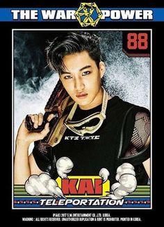 KAI JONGIN  #KOKOBOP #EXO_POWER #POWER #JONGIN #KAI