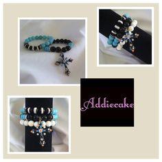 Addiecake Turquoise Bracelet Set