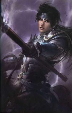 Чжао Юнь | Zhao Yun | 趙雲(?-229гг.) | 31 фотография