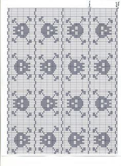 Free Filet Crochet Alphabet Charts   Crochet - Filet