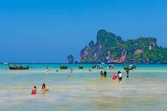 Islas Phi Phi . Tailandia