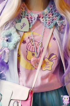Fairy Kei Details.